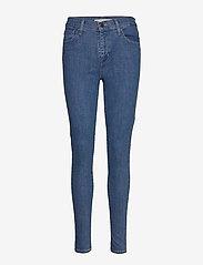 LEVI´S Women - 720 HIRISE SUPER SKINNY ECLIPS - skinny jeans - med indigo - flat finish - 0