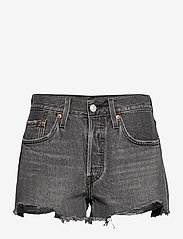 LEVI´S Women - 501 ORIGINAL SHORT EAT YOUR WO - jeansshorts - blacks - 0