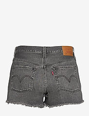 LEVI´S Women - 501 ORIGINAL SHORT EAT YOUR WO - jeansshorts - blacks - 1