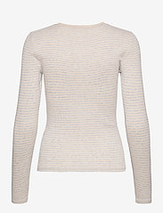 LEVI´S Women - LS BABY TEE AYA MARBLE HEATHER - strikkede toppe - multi-color - 1