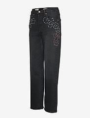 LEVI´S Women - RIBCAGE STRAIGHT ANKLE BORDER - straight jeans - blacks - 2