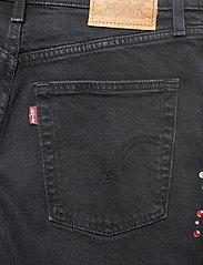 LEVI´S Women - RIBCAGE STRAIGHT ANKLE BORDER - straight jeans - blacks - 6