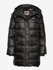 LEVI´S Women - KELLI DOWN PUFFER METEORITE - padded coats - blacks - 0