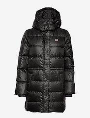 LEVI´S Women - KELLI DOWN PUFFER METEORITE - padded coats - blacks - 1