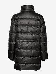 LEVI´S Women - KELLI DOWN PUFFER METEORITE - padded coats - blacks - 4