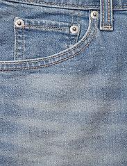 LEVI´S Women - MOM A LINE SHORT 2 BANDIT BLUE - denimshorts - med indigo - worn in - 2