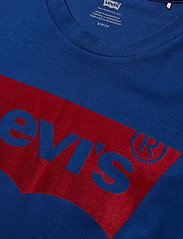 LEVI´S Women - THE PERFECT TEE HSMK RED FLOCK - logo t-shirts - blues - 2