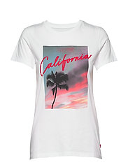 THE PERFECT TEE PINK CALIFORNI - NEUTRALS