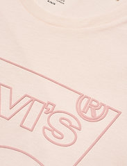 LEVI´S Women - THE PERFECT TEE BW OUTLINE SCA - t-shirts - reds - 2