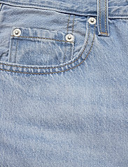 LEVI´S Women - HIGH LOOSE TAPER WAY OUT TENCE - mom jeans - med indigo - worn in - 2