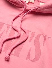 LEVI´S Women - GRAPHIC STANDARD HOODIE HOODIE - hættetrøjer - reds - 2