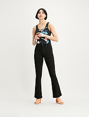 LEVI´S Women - 725 HIGH RISE BOOTCUT NIGHT IS - flared jeans - blacks - 0