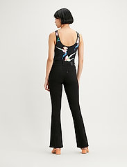 LEVI´S Women - 725 HIGH RISE BOOTCUT NIGHT IS - flared jeans - blacks - 3