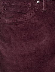LEVI´S Women - 721 HIGH RISE SKINNY MALBEC LU - broeken med skinny fit - reds - 2
