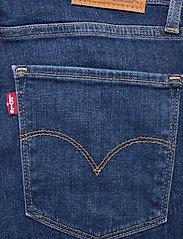LEVI´S Women - 721 HIGH RISE SKINNY GOOD EVEN - skinny jeans - dark indigo - worn in - 4