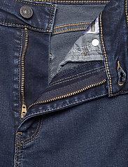 LEVI´S Women - 721 HIGH RISE SKINNY SANTIAGO - skinny jeans - dark indigo - worn in - 3
