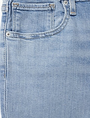 LEVI´S Women - 724 HIGH RISE STRAIGHT SAN FRA - slim jeans - light indigo - worn in - 2