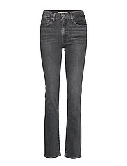 724 High Rise Straight End Of Raka Jeans Blå LEVI´S WOMEN