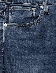LEVI´S Women - 724 HIGH RISE STRAIGHT BOGOTA - straight jeans - med indigo - flat finish - 4