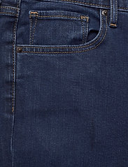 LEVI´S Women - 724 HIGH RISE STRAIGHT BOGOTA - straight regular - dark indigo - flat finish - 4