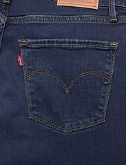 LEVI´S Women - 724 HIGH RISE STRAIGHT BOGOTA - straight regular - dark indigo - flat finish - 6