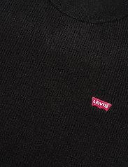 LEVI´S Women - CREW RIB SWEATER CAVIAR - trøjer - blacks - 3