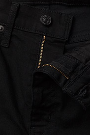 LEVI´S Women - MILE HIGH SUPER SKINNY BLACK G - skinny jeans - black galaxy - 3