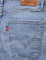 LEVI´S Women - MILE HIGH SUPER SKINNY BETWEEN - skinny jeans - light indigo - flat finis - 6