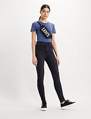 LEVI´S Women - MILE HIGH SUPER SKINNY BLACK G - skinny jeans - blacks - 0