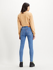 LEVI´S Women - MILE HIGH SUPER SKINNY GALAXY - skinny jeans - med indigo - flat finish - 3