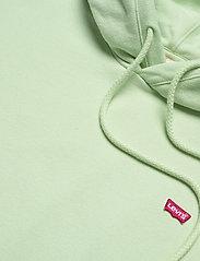 LEVI´S Women - STANDARD HOODIE BOK CHOY - hettegensere - greens - 2