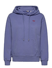 STANDARD HOODIE COLONY BLUE - BLUES