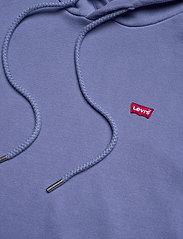 LEVI´S Women - STANDARD HOODIE COLONY BLUE - sweatshirts & hættetrøjer - blues - 3