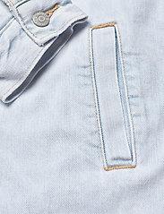 LEVI´S Women - REVERSIBLE SHERPA COAT REVERSE - lette frakker - med indigo - worn in - 6
