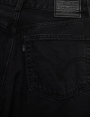 LEVI´S Women - HIGH LOOSE TRAINWRECK - brede jeans - blacks - 6