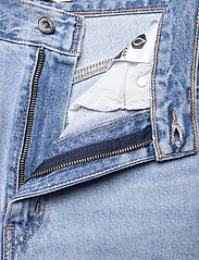 LEVI´S Women - HIGH LOOSE FULL CIRCLE - brede jeans - med indigo - worn in - 3
