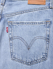 LEVI´S Women - HIGH LOOSE FULL CIRCLE - brede jeans - med indigo - worn in - 4