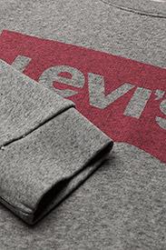 LEVI´S Women - RELAXED GRAPHIC CREW FLEECE BA - sweatshirts - greys - 2