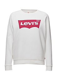 LEVI´S Women - RELAXED GRAPHIC CREW BETTER BA - sweatshirts - neutrals - 3