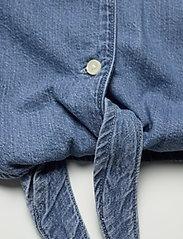 LEVI´S Women - RUMI BTTN SHIRT GDAY MATE - denimskjorter - med indigo - worn in - 3