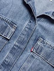 LEVI´S Women - AINSLEY UTILITY DENIM D FREAKY - skjortekjoler - med indigo - flat finish - 2
