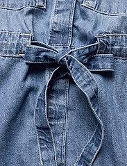 LEVI´S Women - AINSLEY UTILITY DENIM D FREAKY - skjortekjoler - med indigo - flat finish - 3