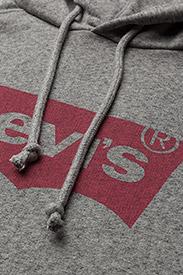 LEVI´S Women - GRAPHIC SPORT HOODIE HOODIE HO - sweatshirts & hættetrøjer - greys - 3