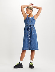 LEVI´S Women - CALLA DRESS OUT OF THE BLUE X - denimkjoler - blues - 0