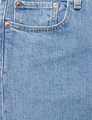 LEVI´S Women - 501 CROP TANGO BEATS - straight jeans - light indigo - worn in - 2