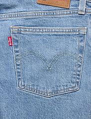 LEVI´S Women - 501 CROP TANGO BEATS - straight jeans - light indigo - worn in - 4