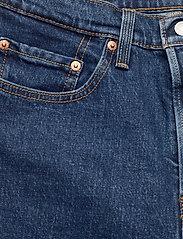 LEVI´S Women - 501 CROP CHARLESTON PRESSED - straight jeans - dark indigo - flat finish - 2