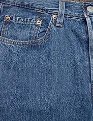 LEVI´S Women - 501 CROP SANSOME BREEZE STONE - mom jeans - med indigo - worn in - 2