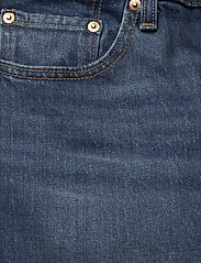 LEVI´S Women - 501 CROP CHARLESTON OUTLASTED - straight regular - dark indigo - worn in - 2