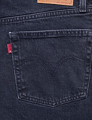 LEVI´S Women - 501 CROP DEEP DARK - straight regular - dark indigo - flat finish - 3